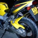 Garde boue 900 CBR 2000/2001