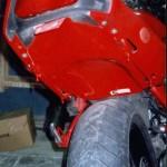 passage de roue 1200 bandit 95-99