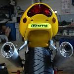 Passage de roue TL1000S